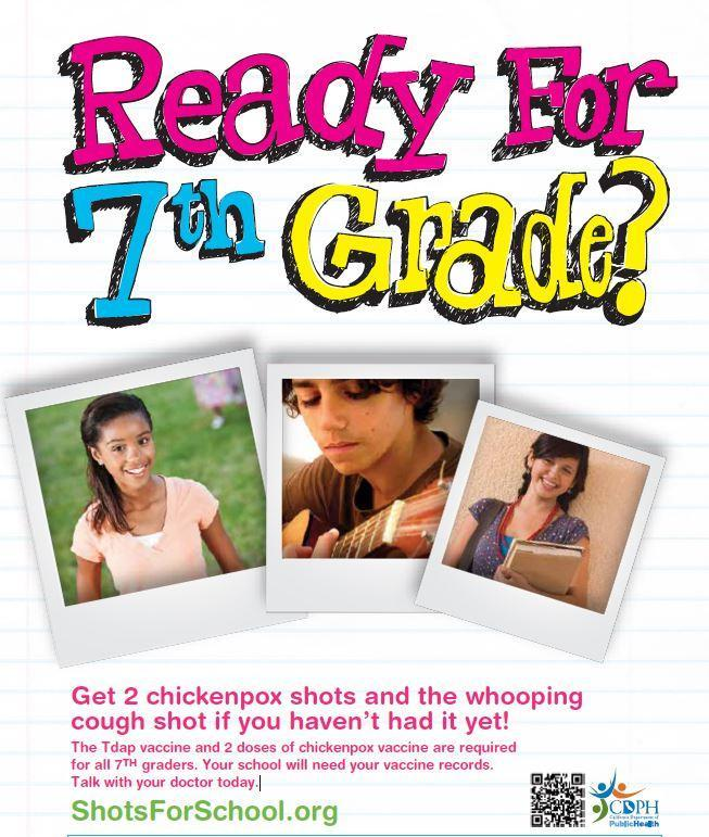 Ready for 7th Grade?