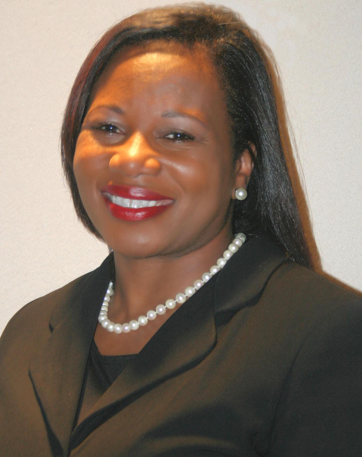 Dr. Irene Amos, Assistant Principal, Morgantown Middle School
