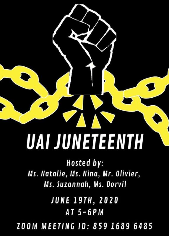 Juneteenth Teach-In