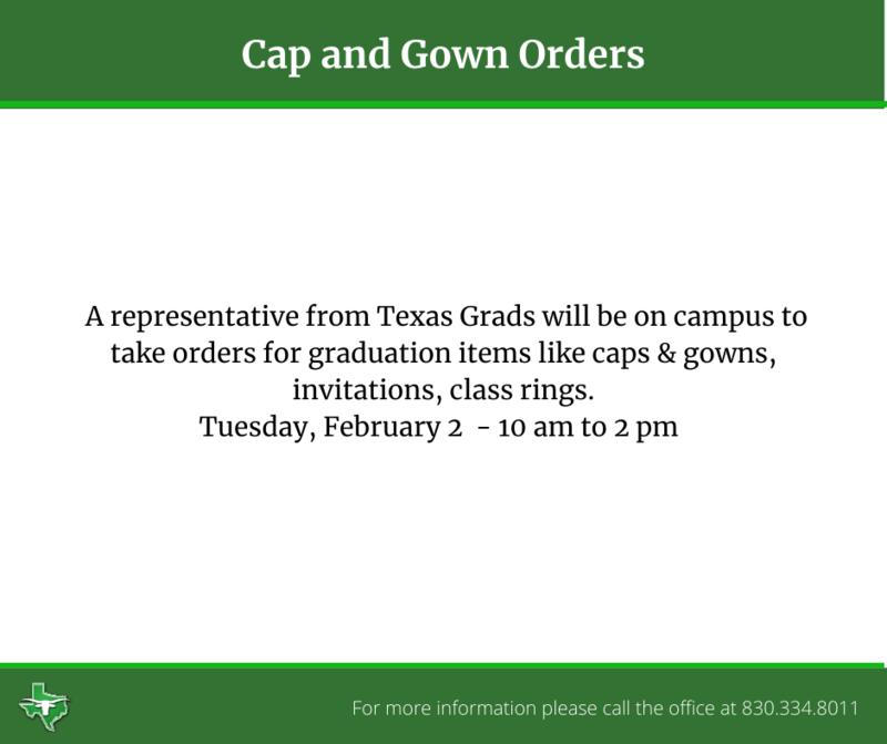 Cap & Gown Orders Thumbnail Image