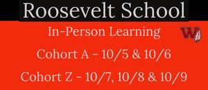 Roosevelt School Cohorts