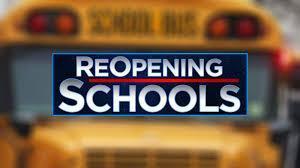 reopening school