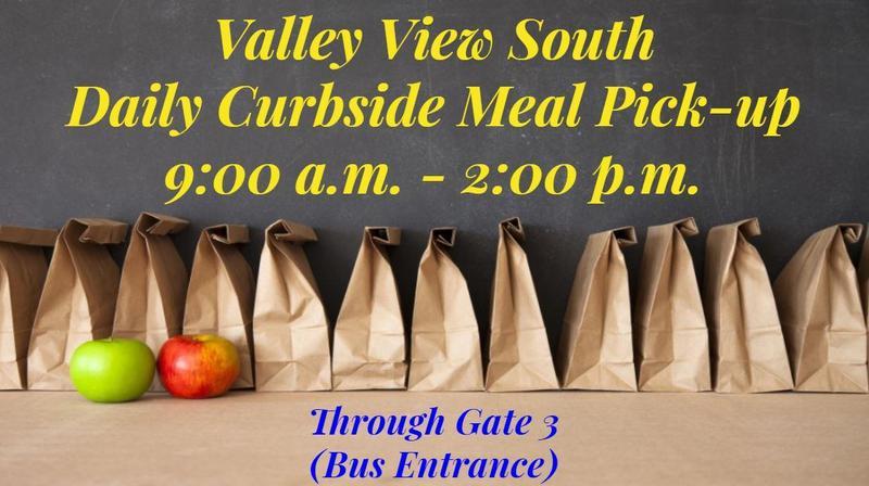 VVSE Curbside Meal Pick-up Thumbnail Image