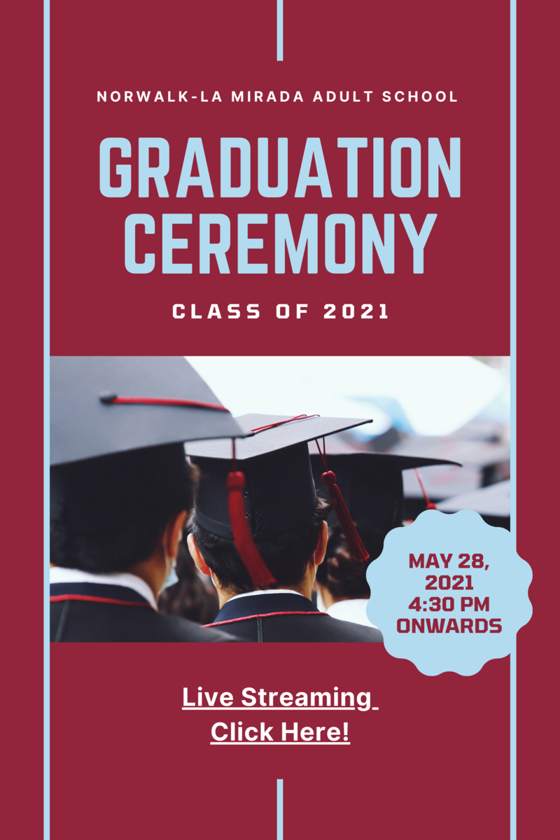 Adult School Graduation! Featured Photo