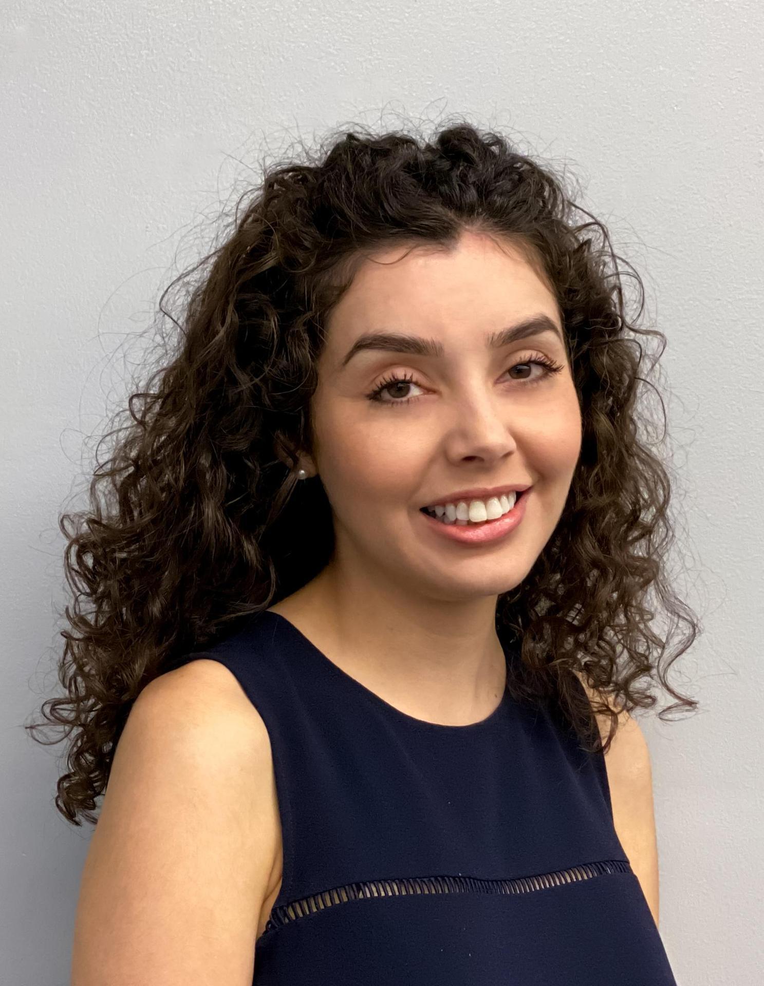 Noemi Valencia, Administrative Secretary