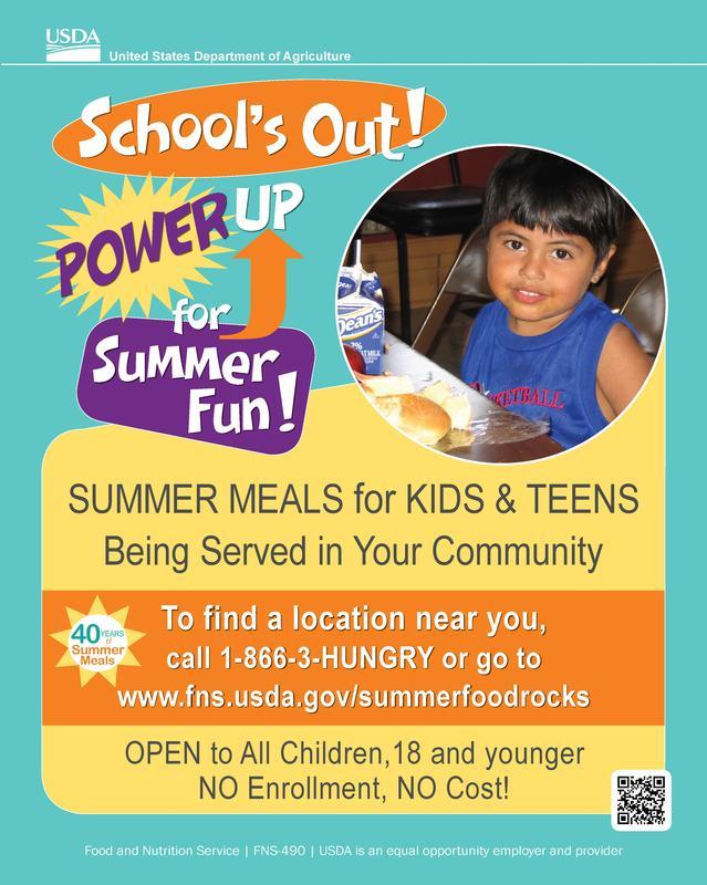 Summer Food Program Featured Photo