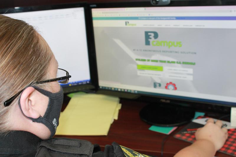 P3 Campus Anonymous Tip Reporting Service Available