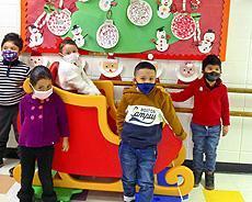 Feliz Navidad from Group A