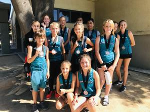 Vail Ranch Cross Country Medal Winners