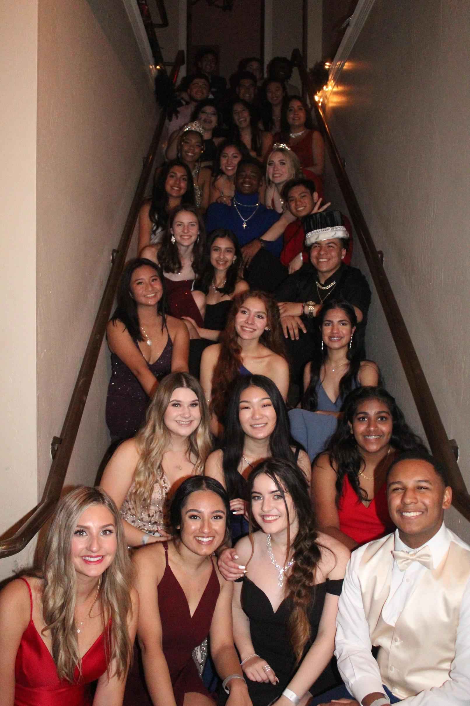 asb at Formal