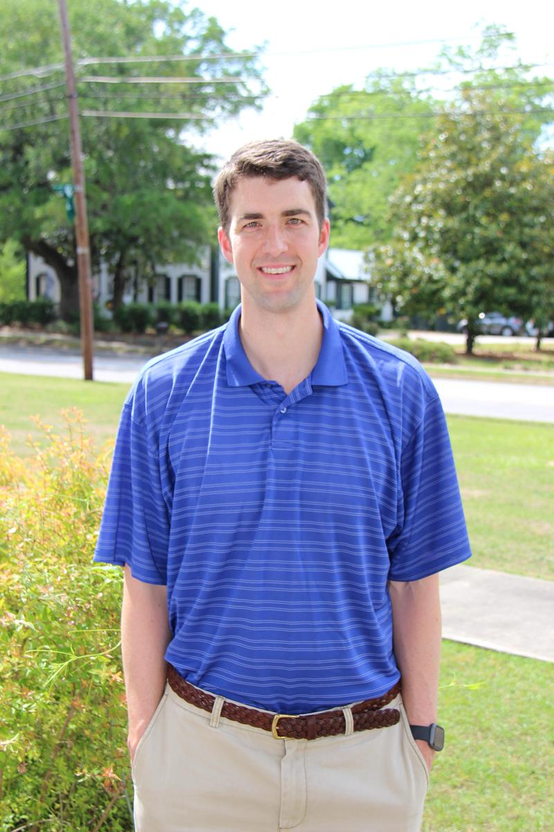 Lexington County School District Three is excited to welcome Davis Bowne to the Panther family as the new Varsity Boys Basketball Coach.