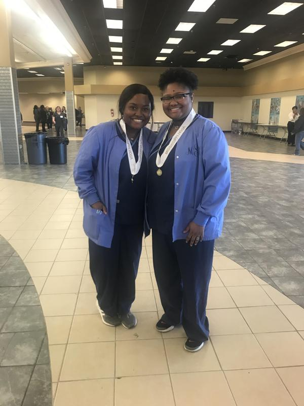 2020 HOSA DISTRICT COMPETITION WINNERS Featured Photo