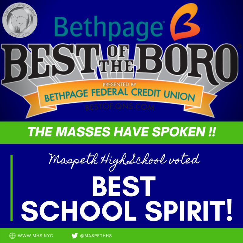 Best School Spirit