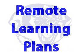 2020-2021 Remote Learning Plans Featured Photo