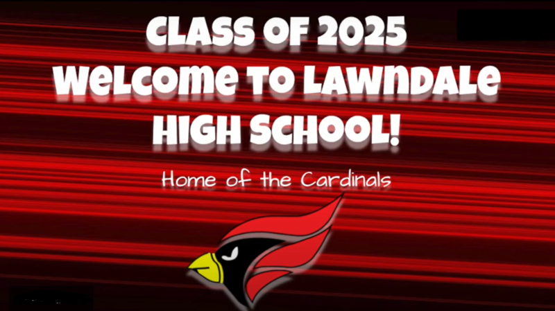 Lawndale Virtual Rush Day 2020
