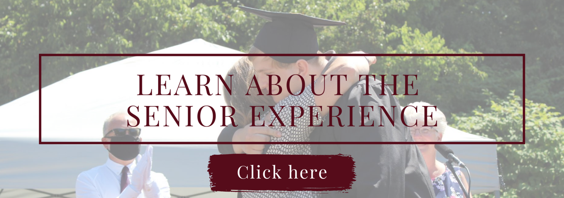 Learn about the Senior experience