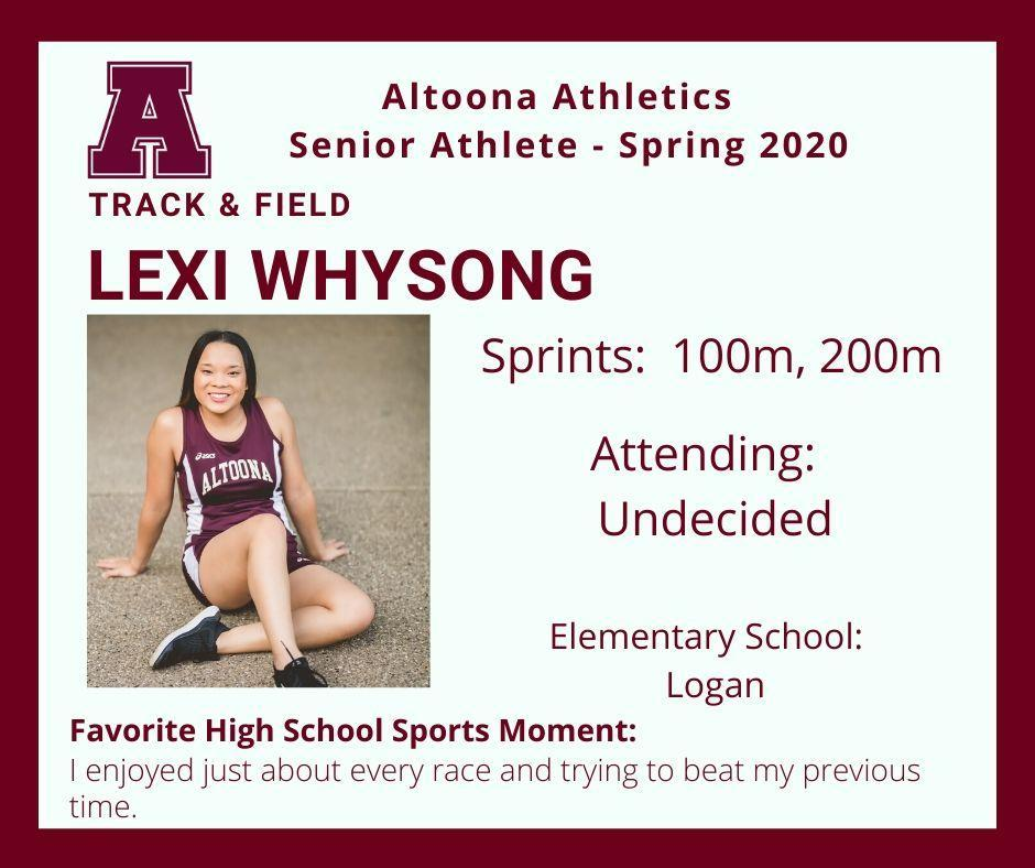 Lexi Whysong