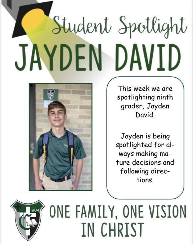 Student Spotlight Featured Photo
