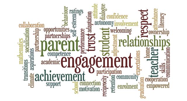 Parent Engagement Graphic