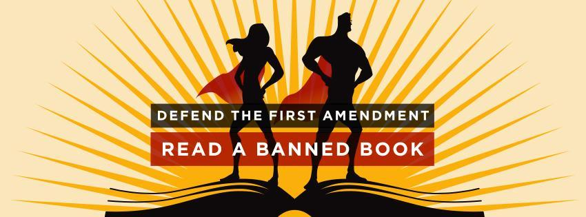 Stand Up for Banned Books