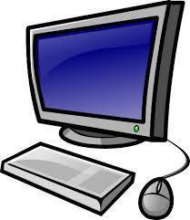 desktop clipart