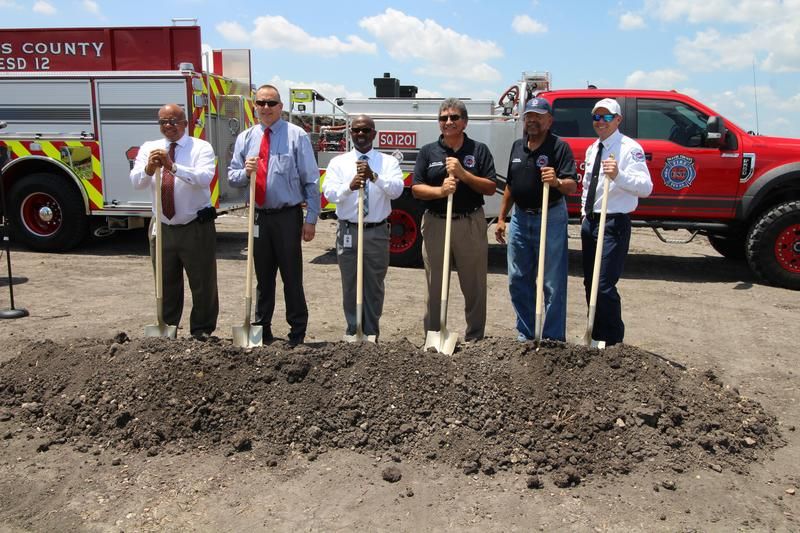 MISD, Travis County ESD #12 Partner to Build New Fire Station Thumbnail Image