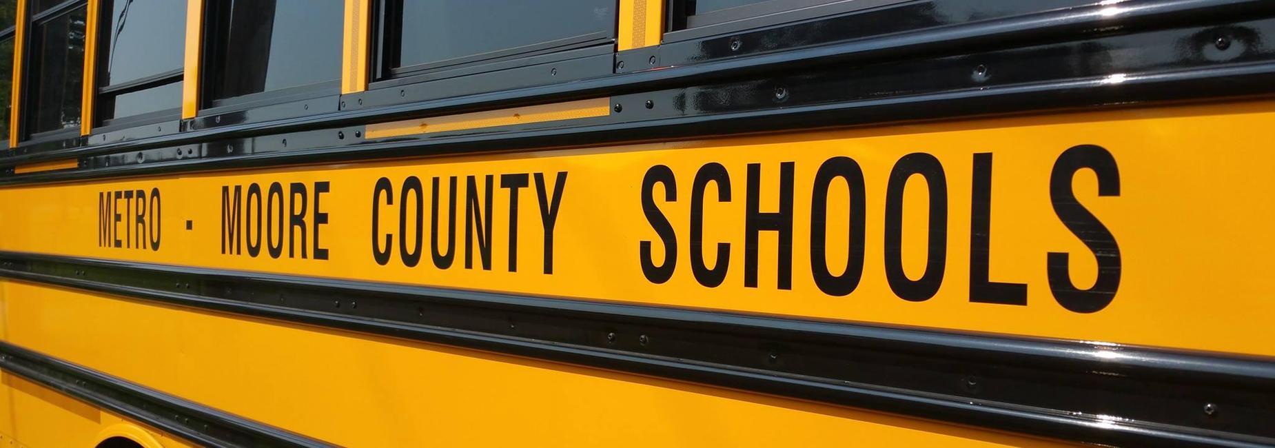 Metro - Moore County Schools