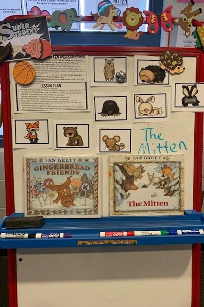 The Mitten Story & Stem Activity