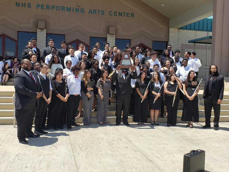 MHS Concert Band Receives Superior on All UIL Levels Featured Photo