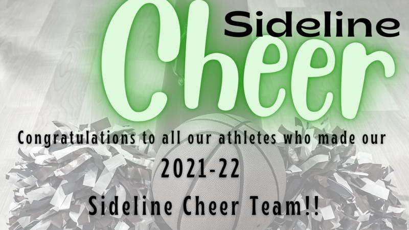 2021 Sideline Cheer Team Featured Photo