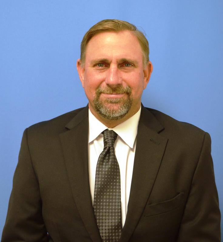 Professional photo of Heath Orth, Board Member