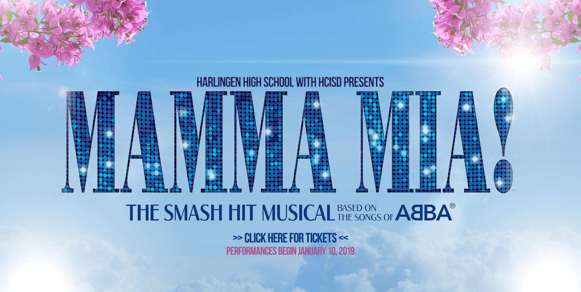 Mamma Mia Performance Buy Tickets