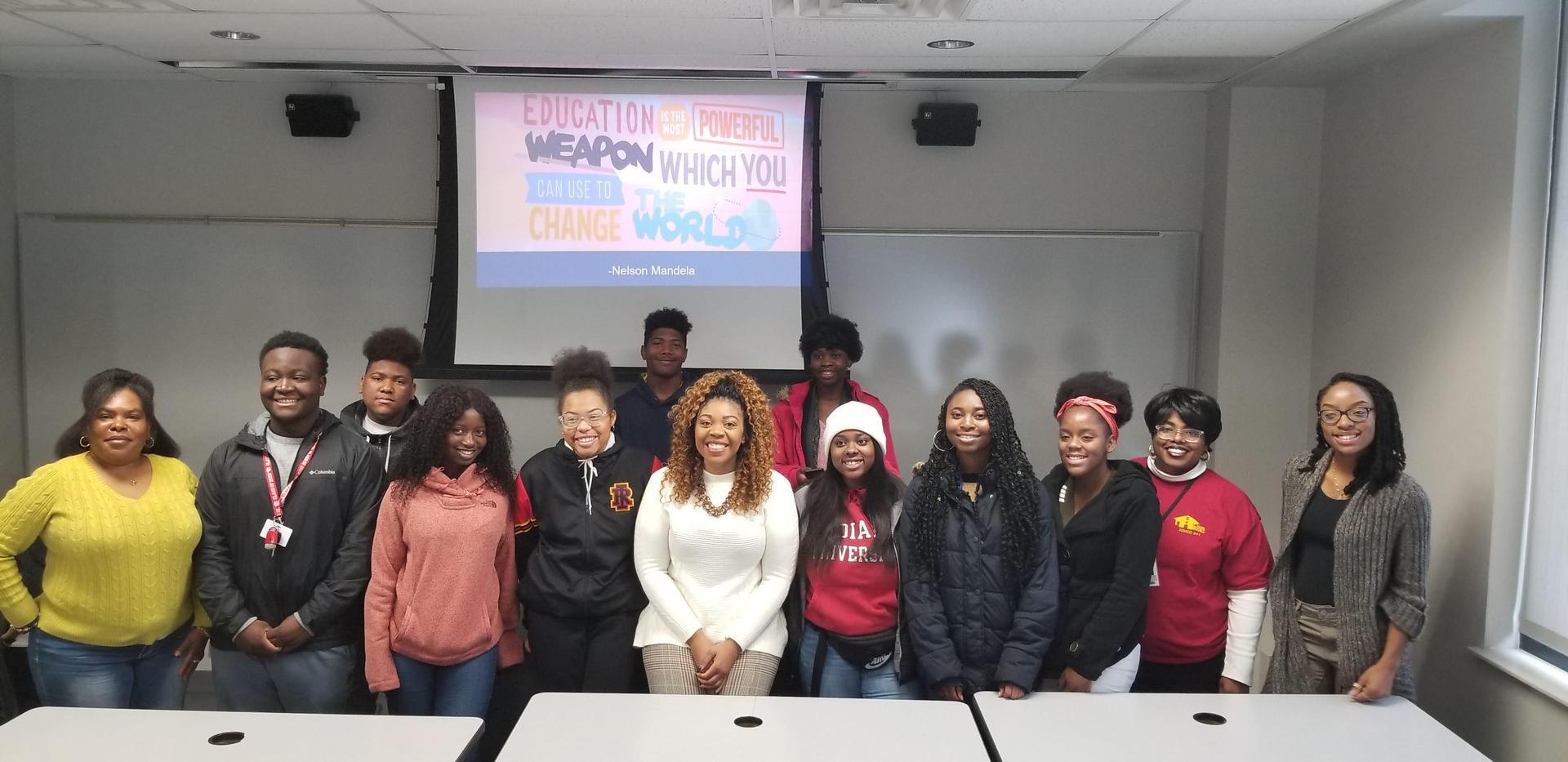 African American Heritage Club