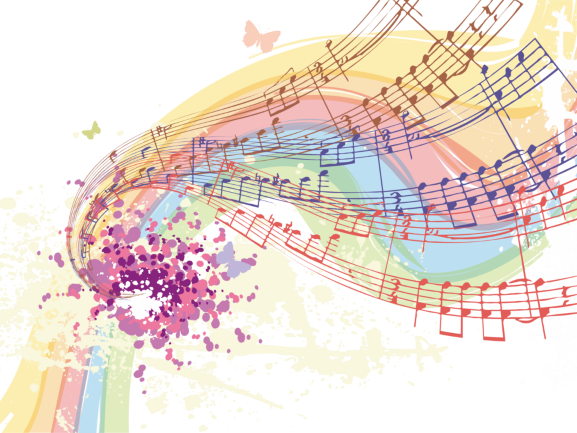 Music Welcome Page