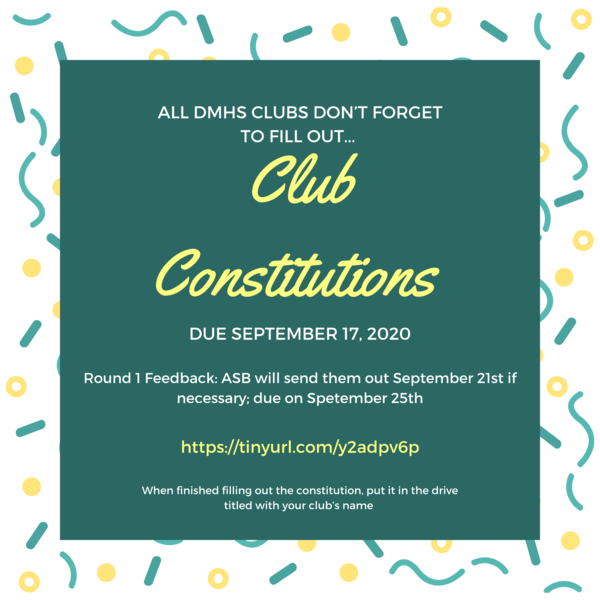 DMHS Club Institutions Featured Photo