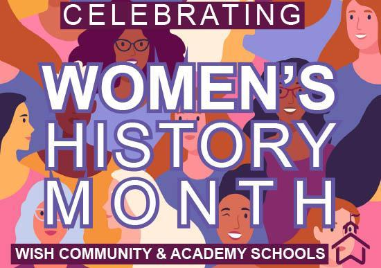 Women's History Month Featured Photo
