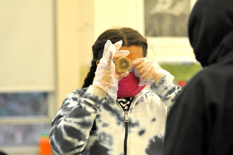 Fifth and sixth-grade scientists Featured Photo