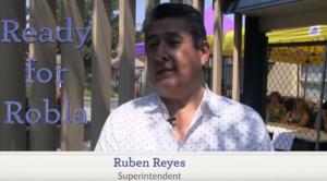 Superintendent Ruben Reyes