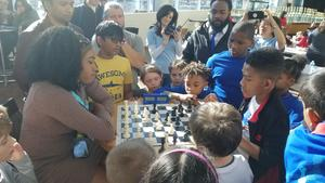 Chess tournament picture