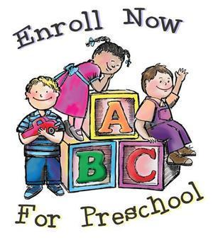 2021/2022 Preschool and/or Childcare Enrollment Featured Photo