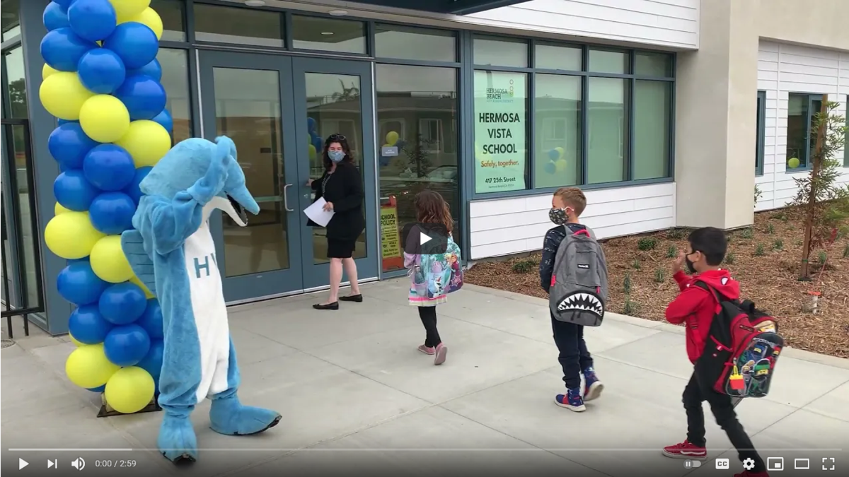 Click to watch video on YouTube about Hermosa Vista School