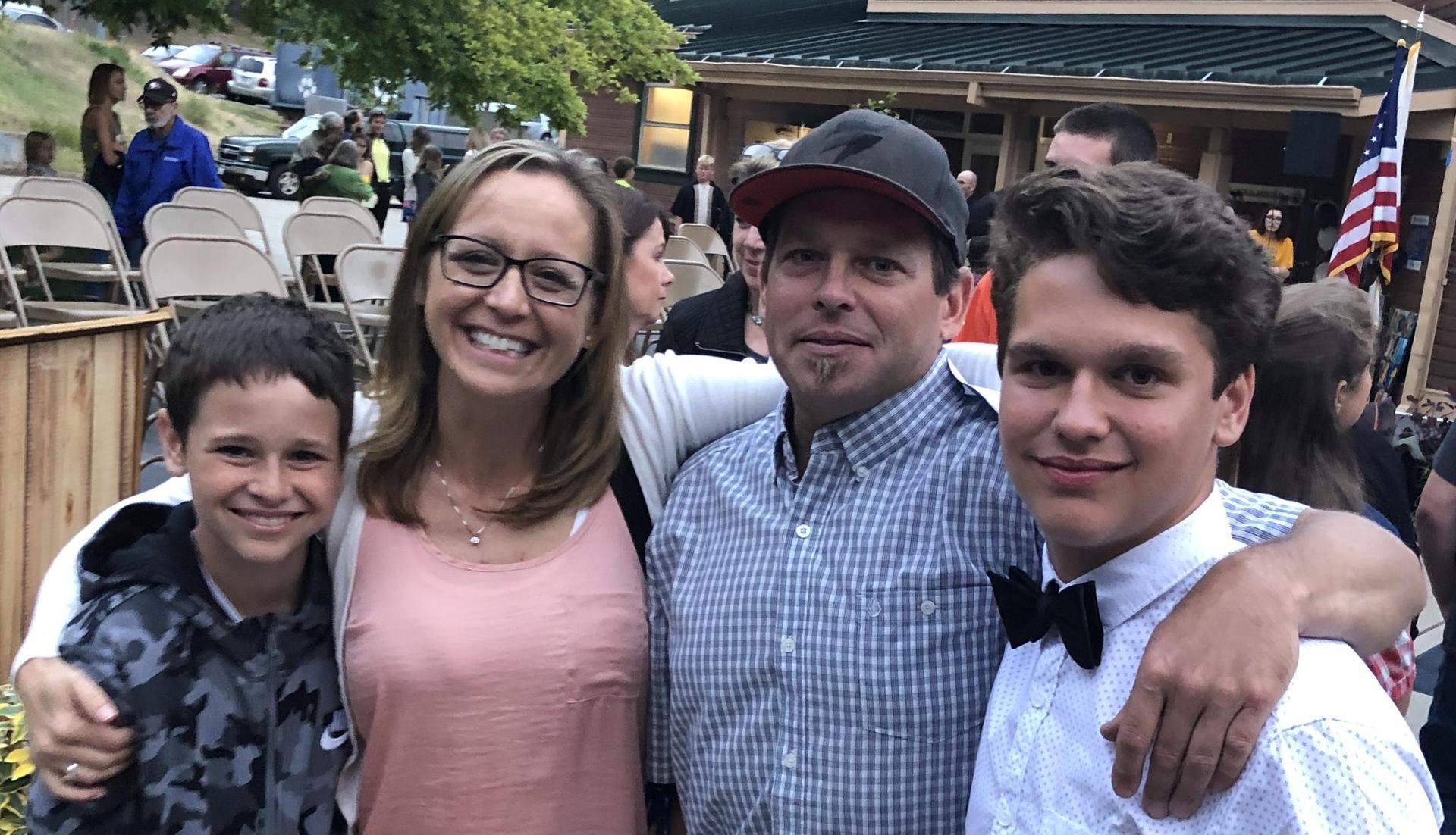 Mrs. Tabatt and family.