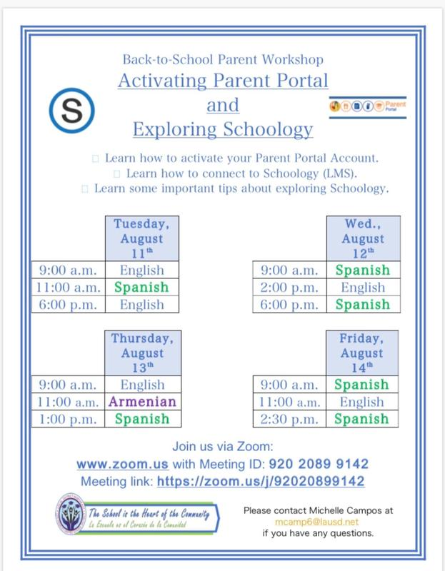 Need help with LAUSD Parent Portal? Featured Photo