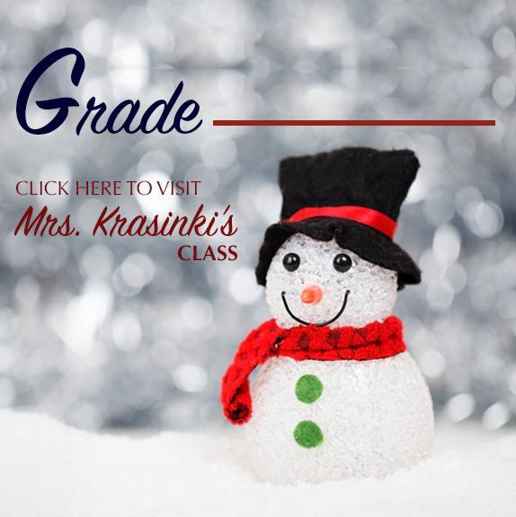 Mrs. Krazinski's room