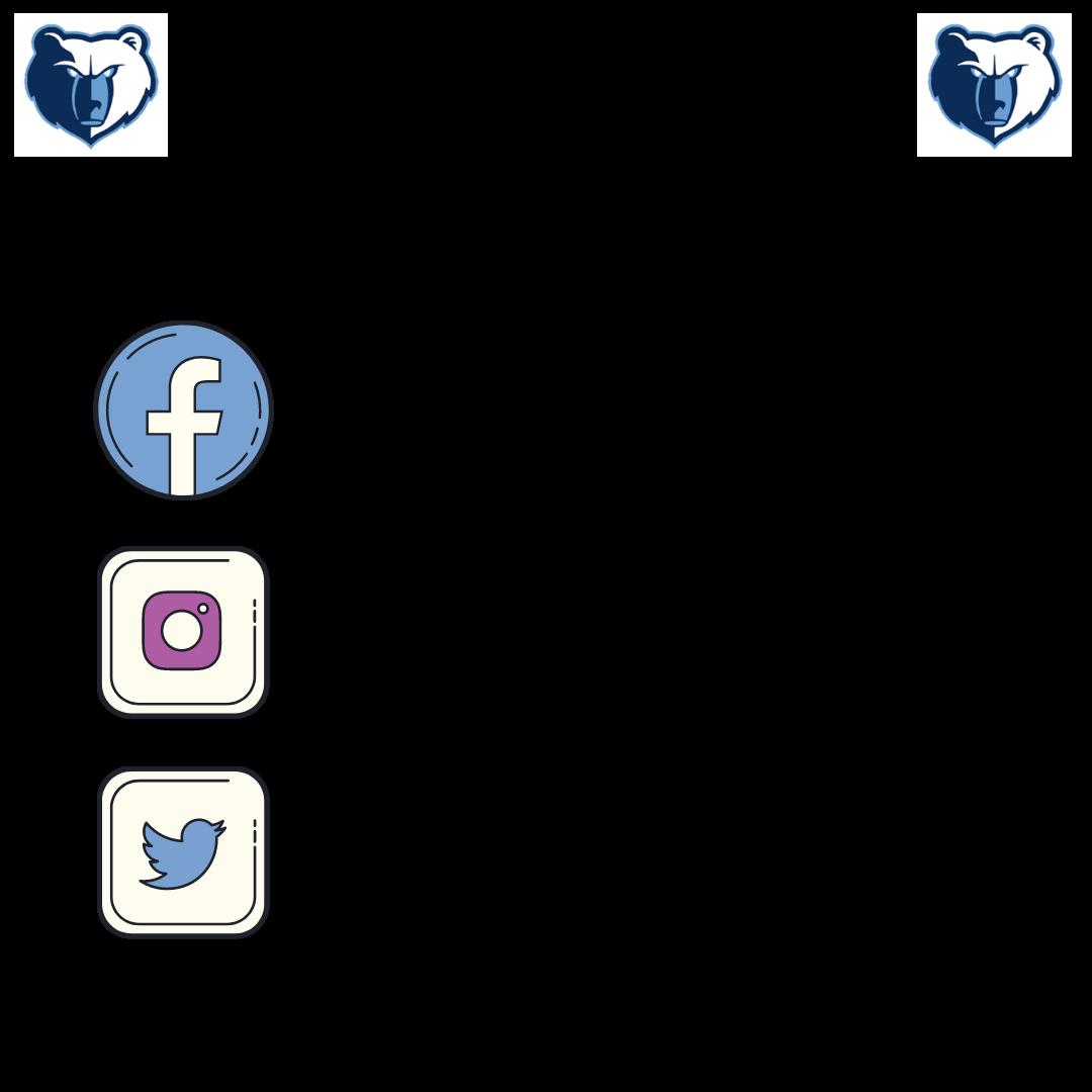 CV Social Media Facebook @CVBears Instagram @cvhs_bears Twitter @CVHS_Bears