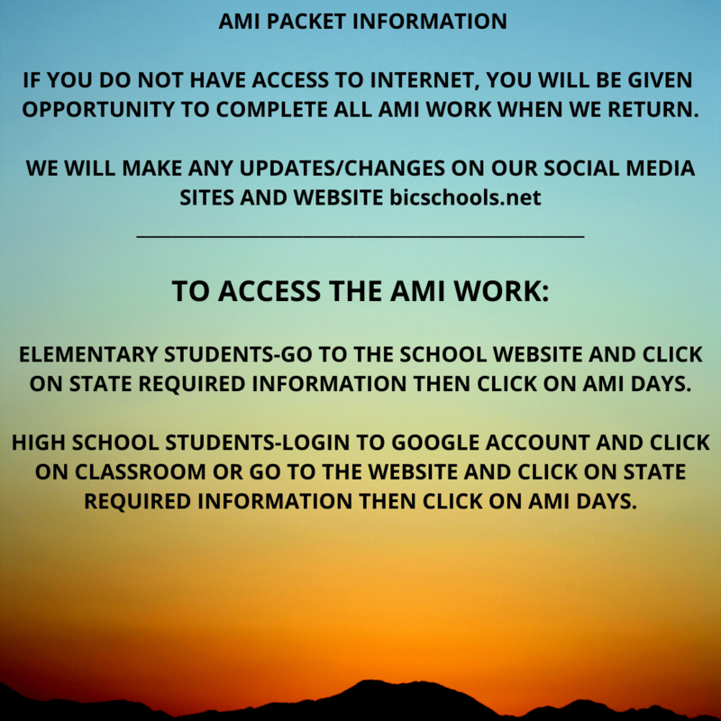 AMI Information Featured Photo
