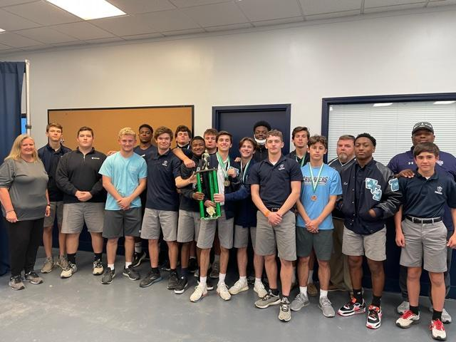 Westminster Christian Academy Track Team Takes First Place At Bobcat Relays In Eunice Thumbnail Image