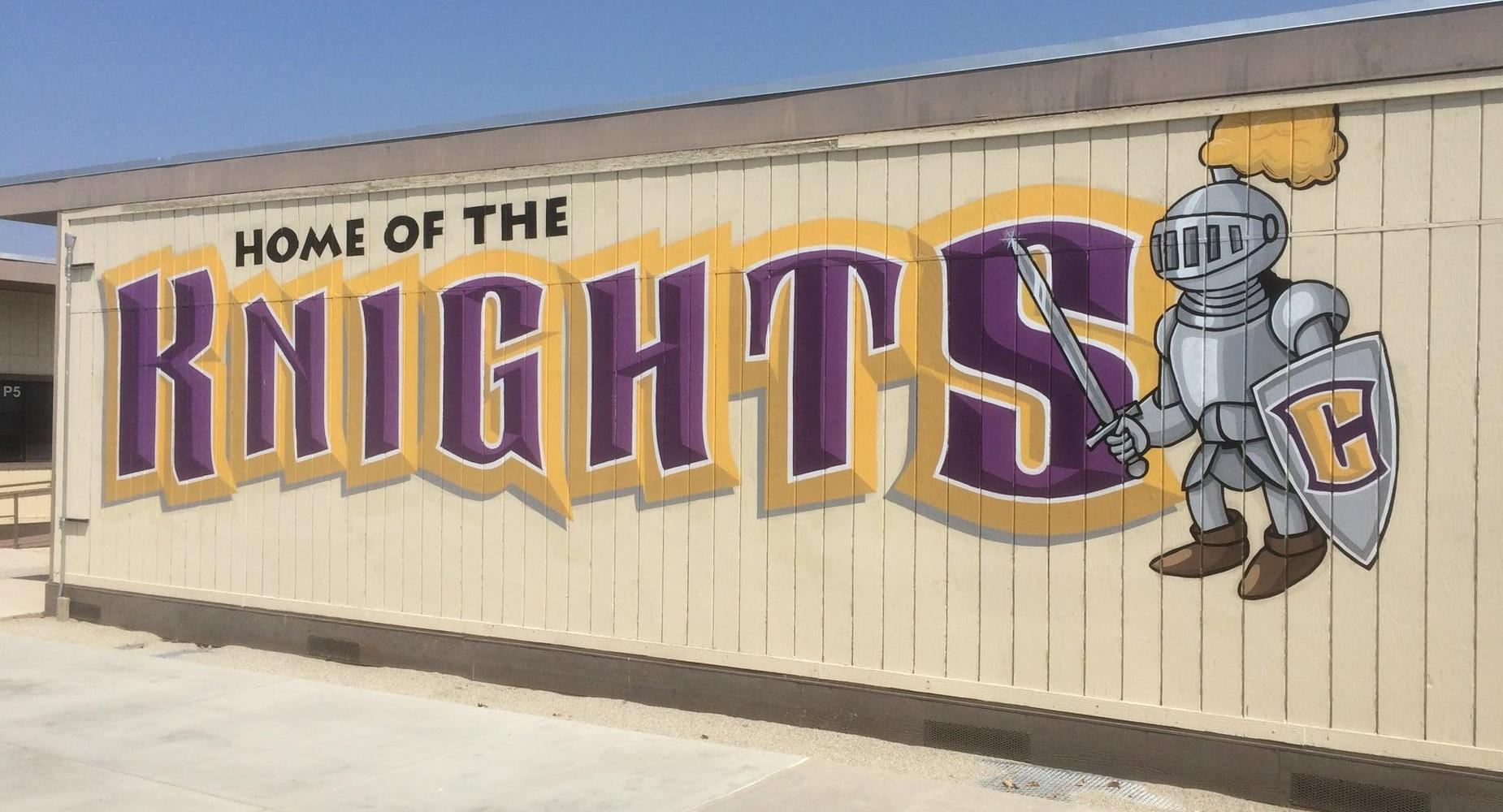 Home of the Knights!