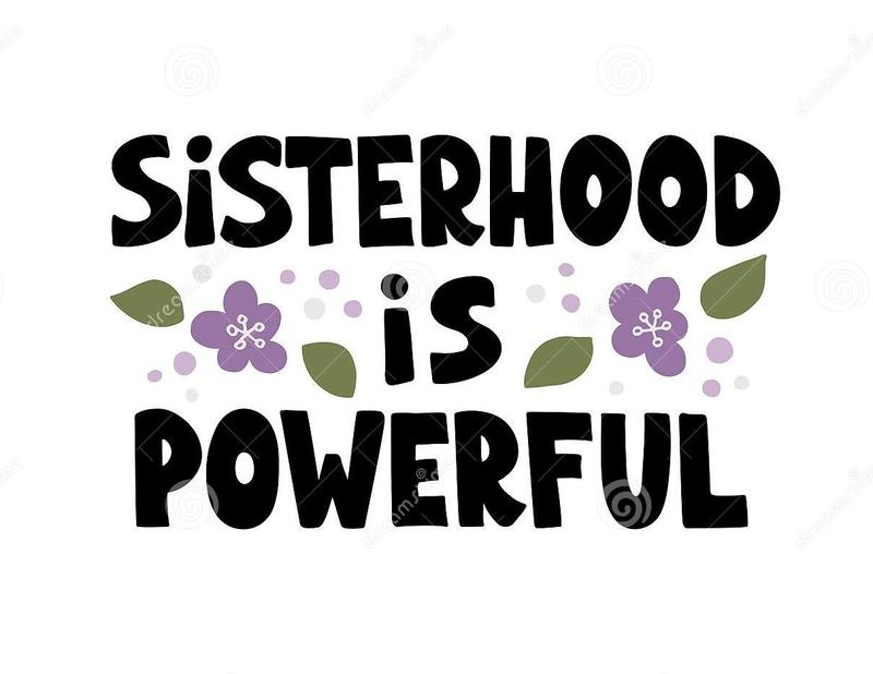 Support from the Sisterhood Featured Photo