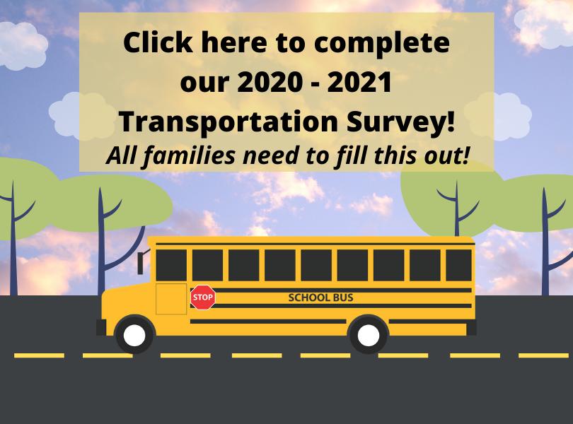 Bus Ridership Survey